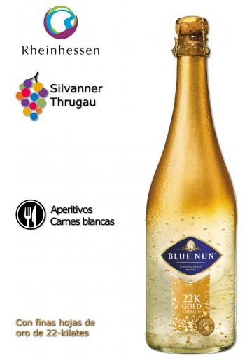 Blu Nun Gold Edition 22 K