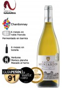 Castillo de Monjardin Chardonnay 2016 FERMENTADO EN BARRICA