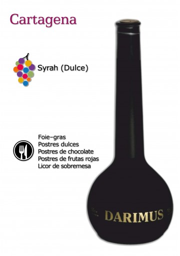 Darimus Tinto Dulce 2018 50 cls