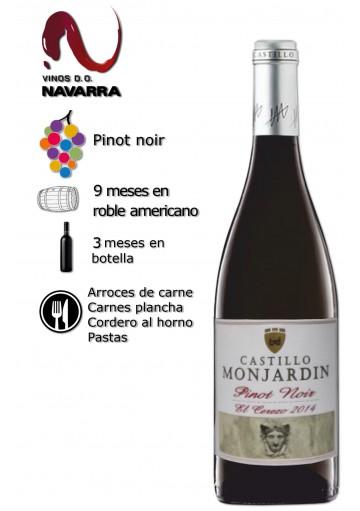 Castillo Monjardin Pinot Noir Roble