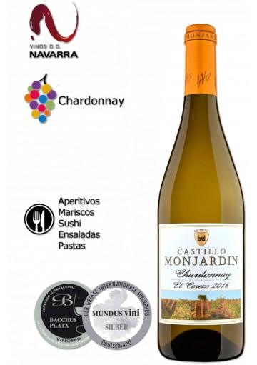 Castillo de Monjardin Chardonnay joven 2014