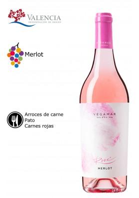 Vegamar Selección Merlot Rosé