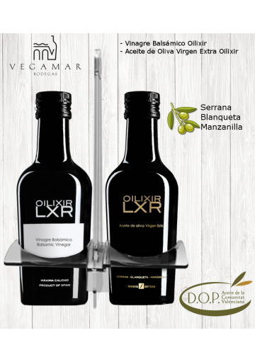 Vinagrera Olixir (vinagre+aceite)
