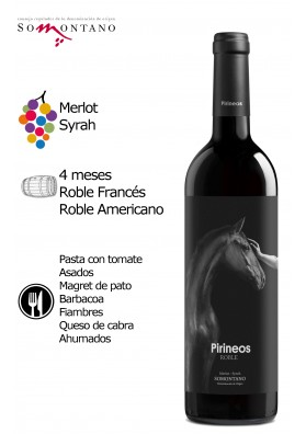 Pirineos Tinto Roble