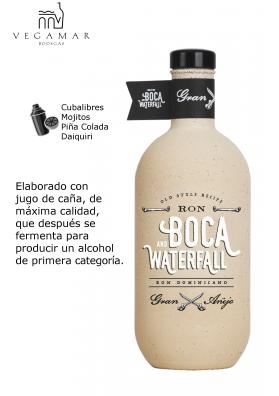 Ron Boca And Waterfall Gran Añejo 70cl